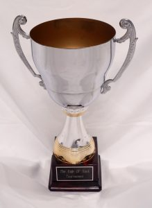 VOY Tournament Trophy